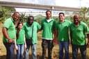 Projeto Capivara realiza plantio de espécies nativas da Mata Atlântica
