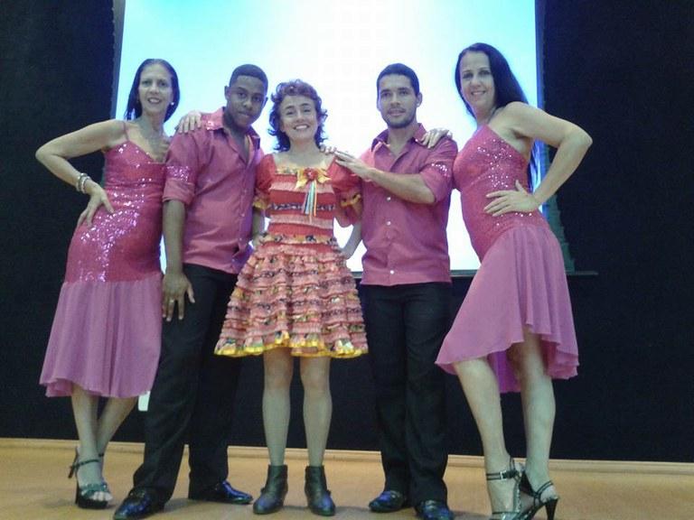 Projeto Vitalidade realiza Festa Caipira