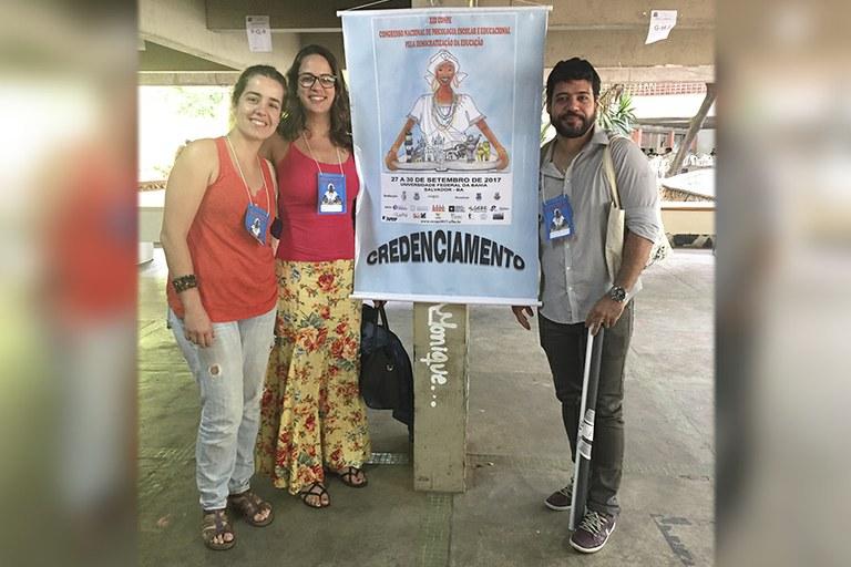 Psicólogos do IFFluminense participam do XIII Conpe