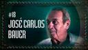 José Carlos Bauer #18