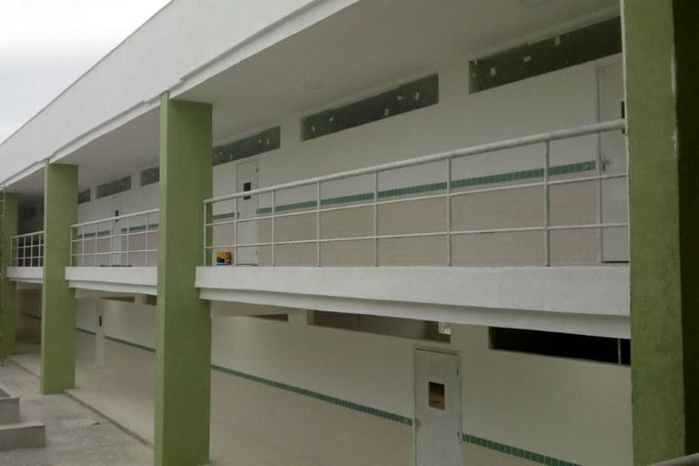 Itaboraí - bloco de salas de aula 2