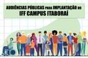 Audiência Pública em Cachoeiras de Macacu debate implantação do IFF Itaboraí
