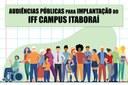 Itaboraí terá Audiência Pública para debater campus em implantação