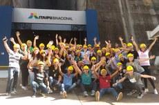 Eletrotécnica na Usina de Itaipu