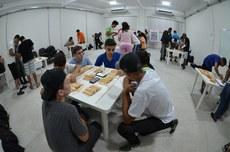 Alunos do Curso de Mecânica do IFF Itaperuna participam de Concurso de Pontes Treliçadas de Palito