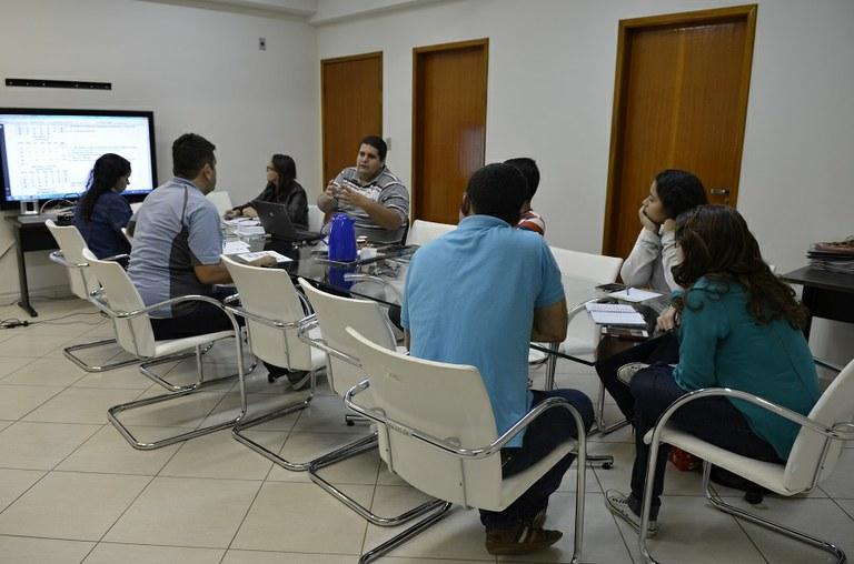 Reunião do Conselho de campus de Itaperuna