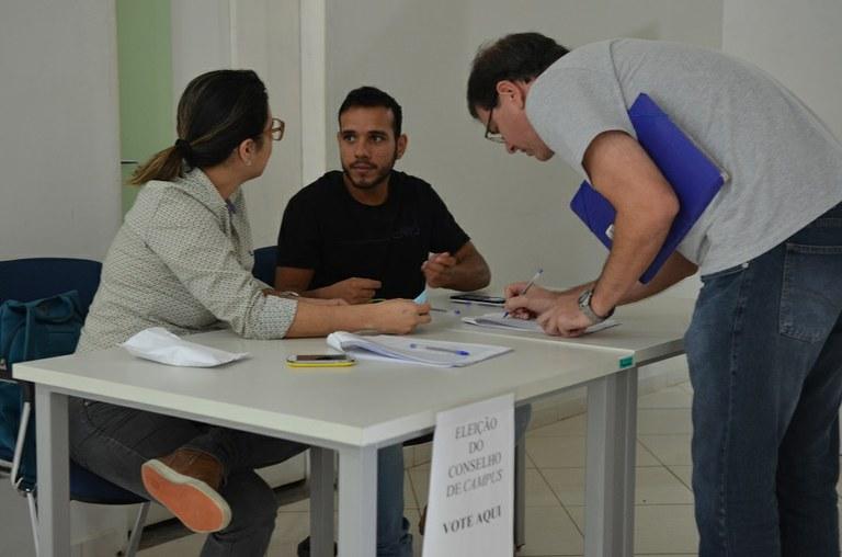 Eleição do Conselho de Campus
