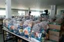 Entrega de kits no IFF Itaperuna