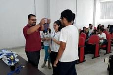 A equipe vencedora comercializou cones recheados durante o evento