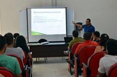 A prestação de contas foi feita em reunião geral no IFF Itaperuna