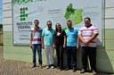 Gestores do IF Sudeste MG estiveram no IFF Itaperuna para conhecer projetos desenvolvidos no campus