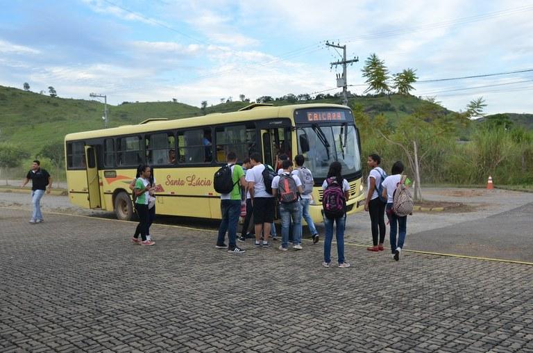 Cadastro para transporte gratuito em Itaperuna