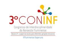 O 3º CONINF faz parte da programação da Semana Acadêmica do IFF Itaperuna