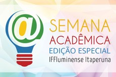 Semana Acadêmica do IFF Itaperuna