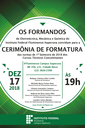 Convite Formatura