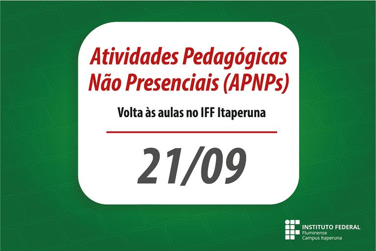 Volta às aulas no IFF Itaperuna