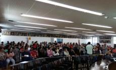 A Audiência Pública aconteceu na Câmara de Vereadores de Itaperuna