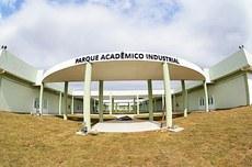 O Parque Acadêmico Industrial recebe os últimos ajustes antes da inauguração