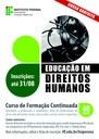 Curso de Formação Continuada em Direitos Humanos