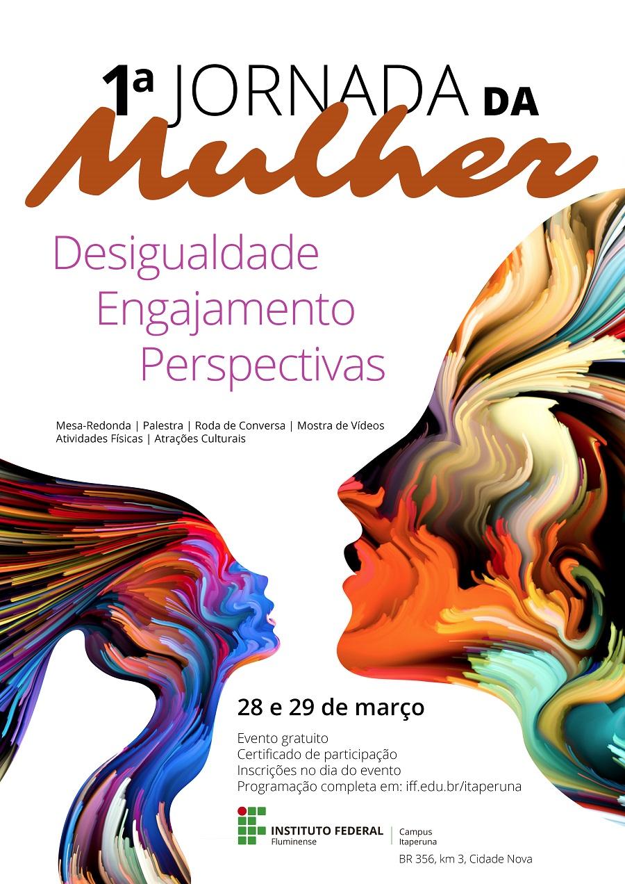 Jornada da Mulher no IFFluminense Itaperuna
