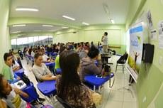 """Palestra """"Entendendo a Economia Brasileira: conceitos e atualidades"""", no Salto 2016 do IFFluminense Itaperuna"""