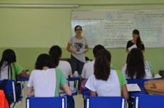 A Direção de Ensino lançou uma pesquisa sobre as doenças transmitidas pelo Aedes aegypti com a participação dos alunos