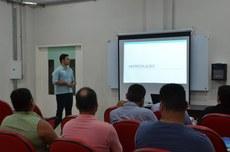 Apresentação do Trabalho de Conclusão de Curso do aluno Rodrigo Zacarias