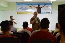 O 2º Salto teve minicursos, palestras, mesas-redondas e apresentações culturais, no campus Itaperuna