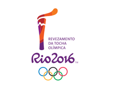 O revezamento da tocha olímpica terá um aluno do IFFluminense Itaperuna