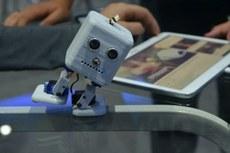 O ensino de robótica é um dos que fazem parte da trilha formativa do projeto