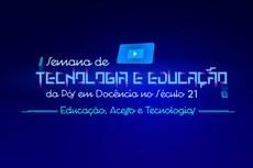 Semana de Educação e Tecnologia