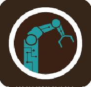 Símbolo curso Automação Industrial