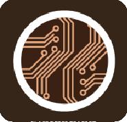 Símbolo curso Eletrônica