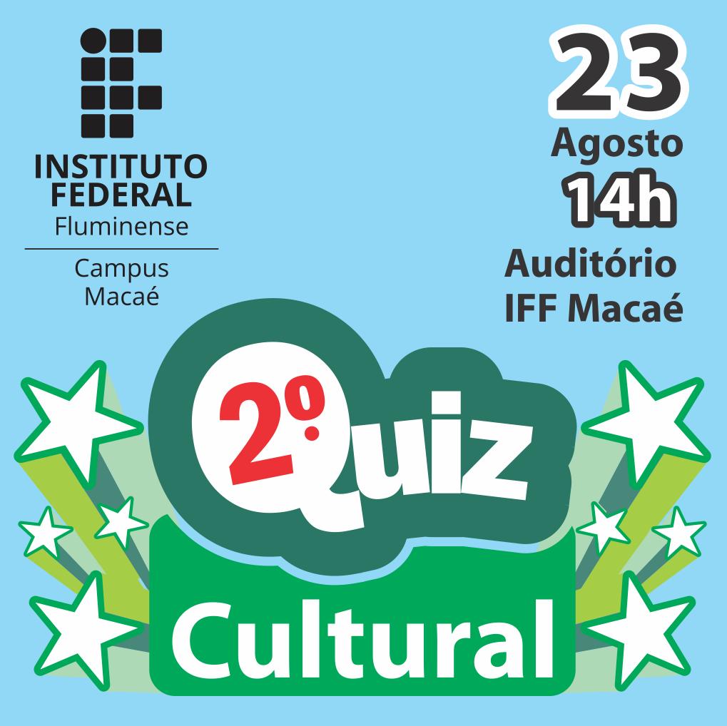 2º Quiz Cultural