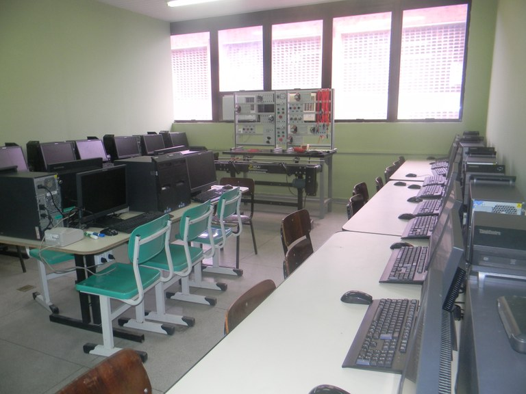Laboratório de Automação