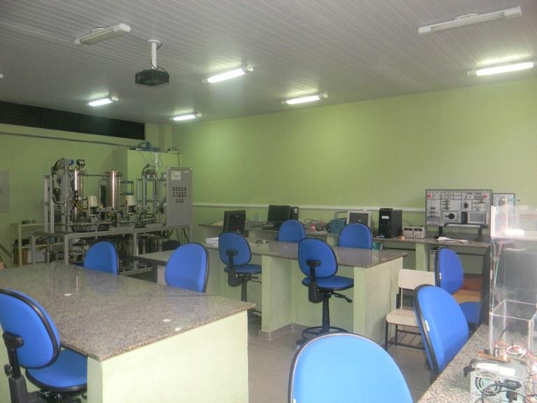 Laboratório de Controle de Processos