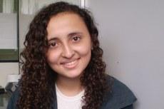 A aluna Caroline Nunes representará o Campus Macaé na condução da tocha olímpica.
