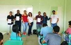 Atividade contou com participação de servidores e estudantes.