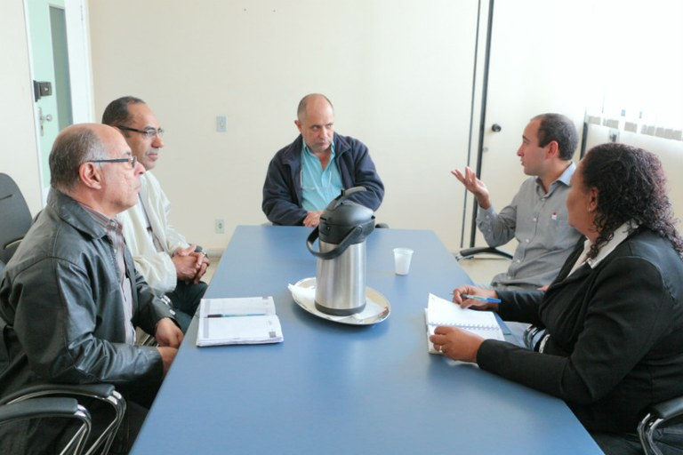 Reunião com Agetrab