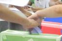 Foto votação