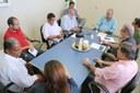 Direção geral em reunião com Secretaria de Mobilidade Urbana de Macaé.