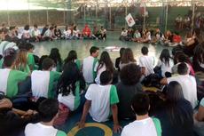 Os alunos decidirão sobre a ocupação em assembleia na próxima semana.