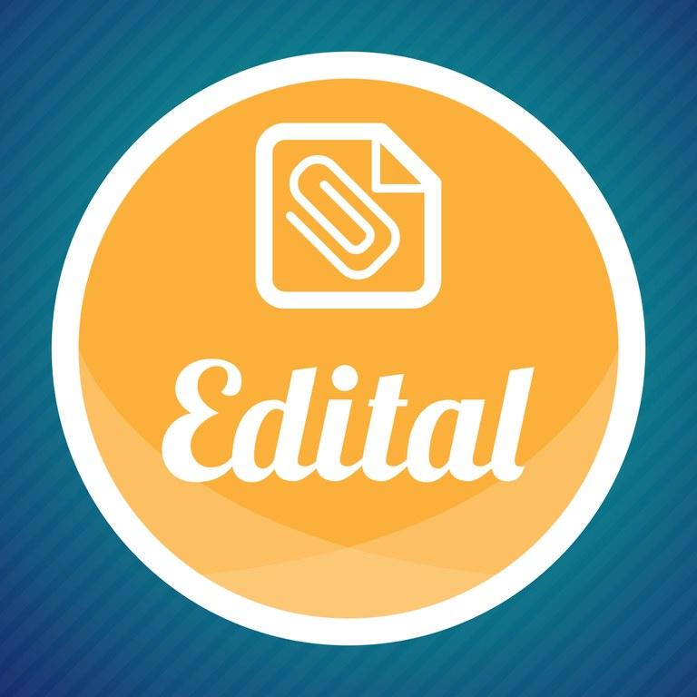 Edital estagiário