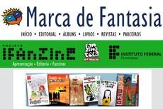 Além do catálogo online, as publicações do IFanzine estão disponíveis na Fanzinoteca do Campus Macaé, que conta com títulos diversos provenientes de todo país.