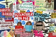 Publicações tratam dos direitos básicos do cidadão, como saúde, habitação e educação.