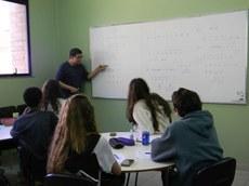 Aulas preparatórias para Obmep acontecem às segundas, quartas e quintas, na sala G104.