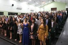 Ano letivo 2015 - Ensino Médio Integrado em Automação