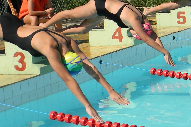 Foto natação