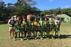Campus Macaé foi o campeão do futebol no JINIFF.