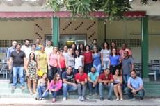 Servidores do Campus Avançado Maricá comemoram o seu dia